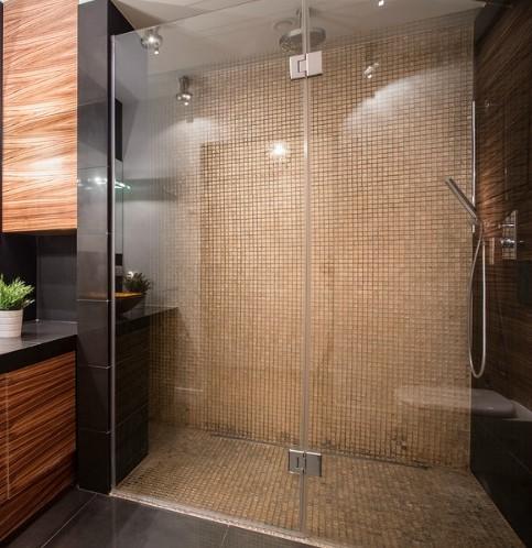 Universal Design shower
