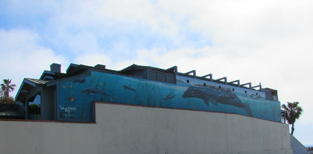 Robert Wyland Studios - Whaling Wall