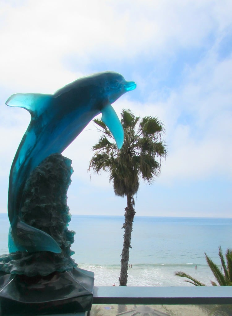 Being authentic - be a dolphin