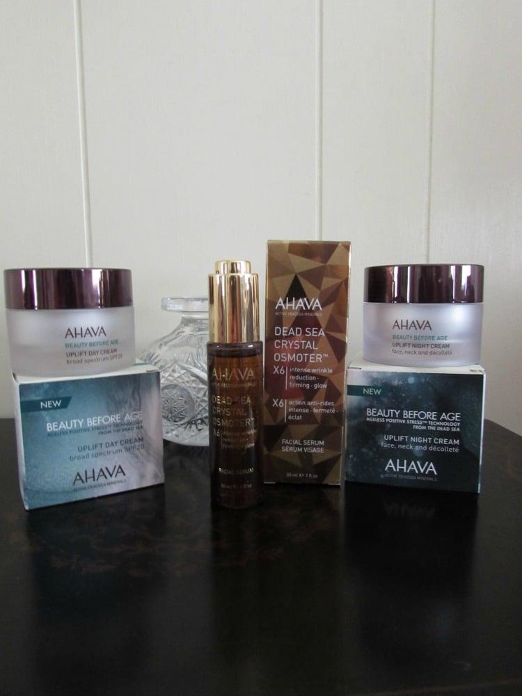 AHAVA Dead Sea Skin Care #ad