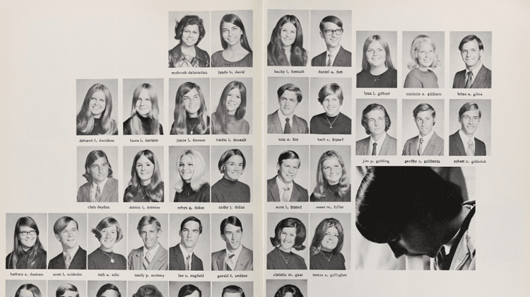 class yearbook