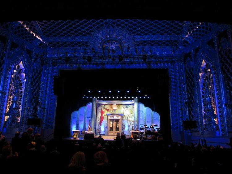 Yom Kippur Service - Saban Theatre Beverly Hills.