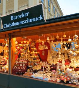 Baby Boomer Travel | Christmas Markets | Decorations - Shoenbrunn Palace