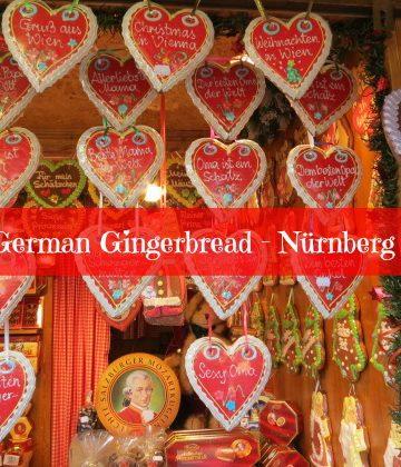 Authentic German Gingerbread – Nürnberg Lebkuchen