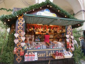 Baby Boomer Travel | Christmas Markets | Gingerbread - Salzburg