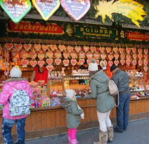 Baby Boomer Travel | Christmas Markets | Gingerbread - Vienna