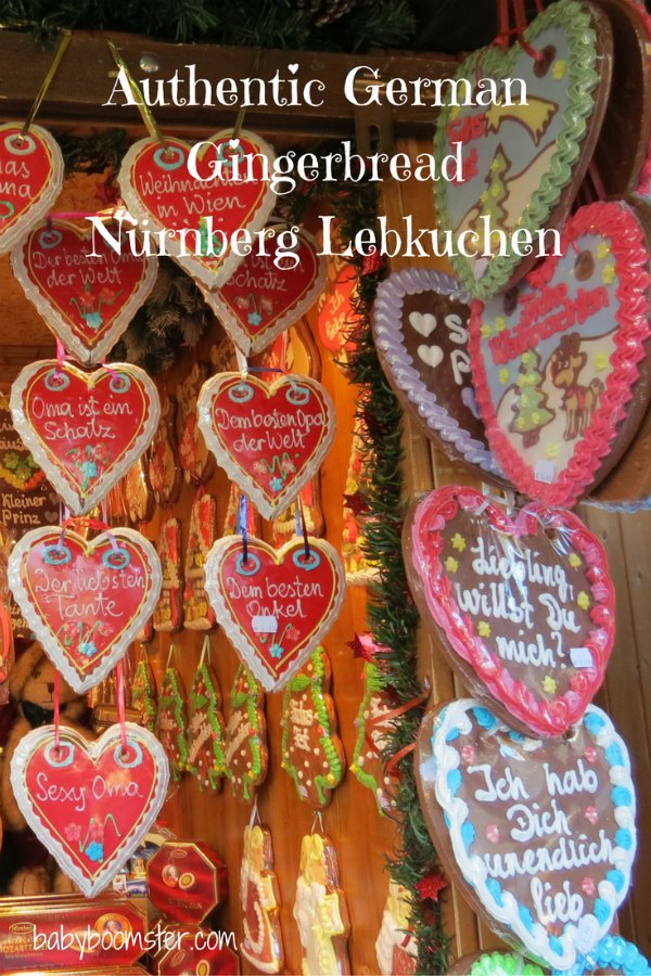 Baby Boomer Recipes | Dessert | German Gingerbread