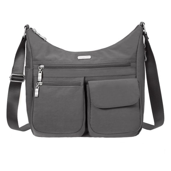 Baby Boomer Travel | Travel Gear | Baggallini Crossbody Bag - Shoulder bag with RFID
