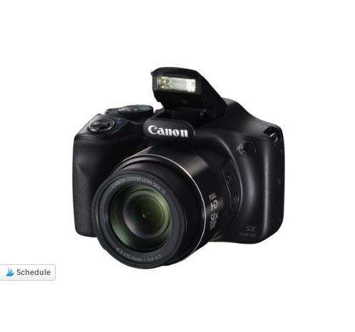 Baby Boomer Travel | Travel Gear | Canon Powershot Camera