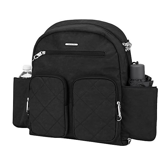 Baby Boomer Travel | Travel Gear | Travelon Anti Theft Backpack