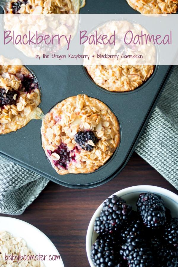 Baby Boomer Recipes | Breakfast | Baked Oatmeal