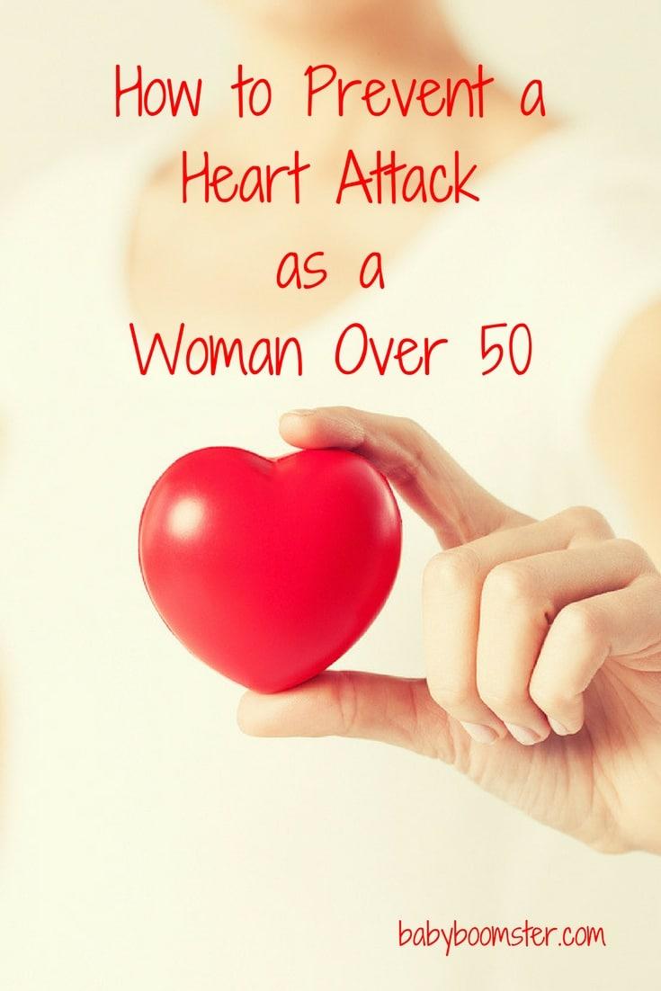Baby Boomer Wellness | Women Over 50 | Heart Attack
