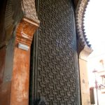 Baby Boomer Travel   Seville, Spain   Moorish Arch Seville Cathedral