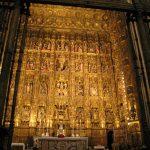 Baby Boomer Travel   Seville, Spain   Altar Mayor - Seville Cathedral