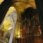 Baby Boomer Travel   Seville, Spain   Seville Cathedral Organ Pipes