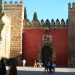 Baby Boomer Travel   Seville, Spain   Gate to Real Alcazar