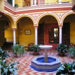 Baby Boomer Travel   Seville, Spain   Las Casas Judaria Hotel Patio