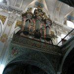Baby Boomer Travel   Seville, Spain   Real Parroquia de Santa María Magdalena organ pipes