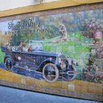 Baby Boomer Travel   Seville, Spain   Studebaker mosaic