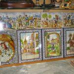 Baby Boomer Travel   Seville, Spain   Mosaic Tiles