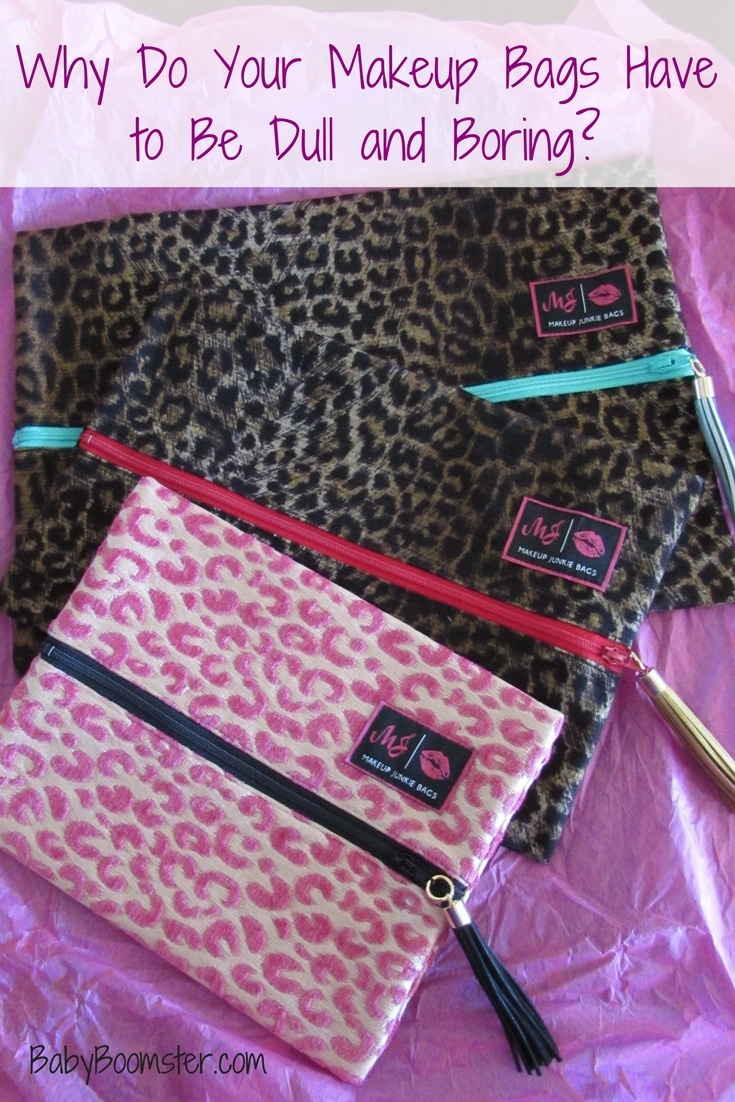 Baby Boomer Women   Products   Makeup Junkie Bags