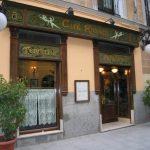 Baby Boomer Travel | Spain | Madrid - Cafe Ricordi