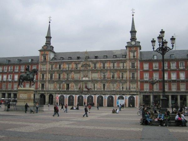Baby Boomer Travel | Spain | Madrid - Plaza de Mayor