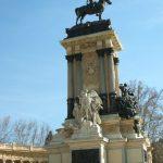Baby Boomer Travel | Spain | Madrid - El Retiro Park Monument Alfonso XII