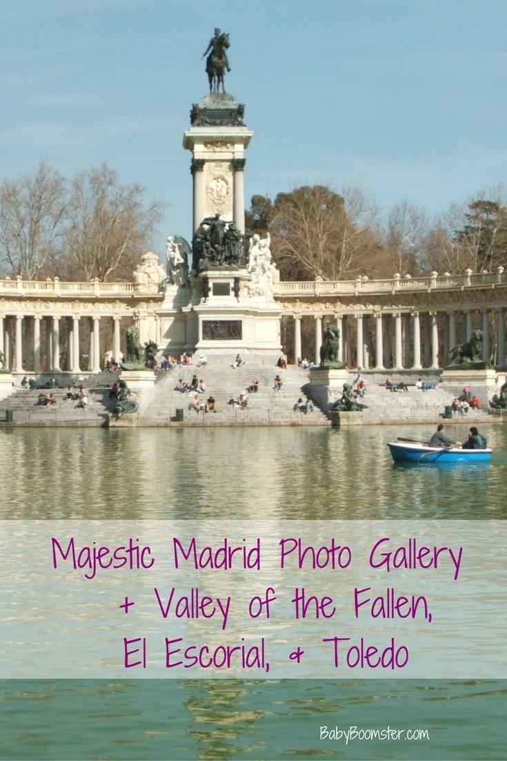Baby Boomer Travel | Spain | Madrid Photo Gallery