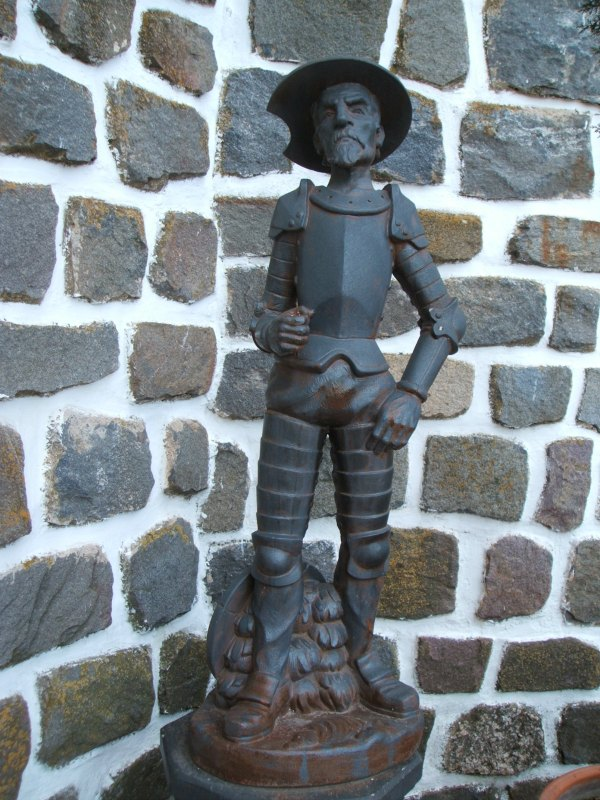 Baby Boomer Travel | Spain | Toledo - Don Quixote Statue