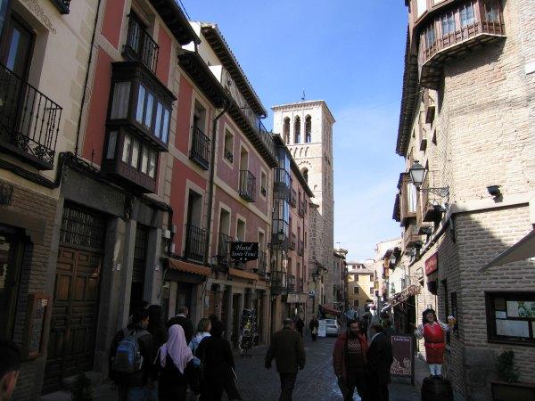 Baby Boomer Travel | Spain | Toledo - Hostel Santo Tomé