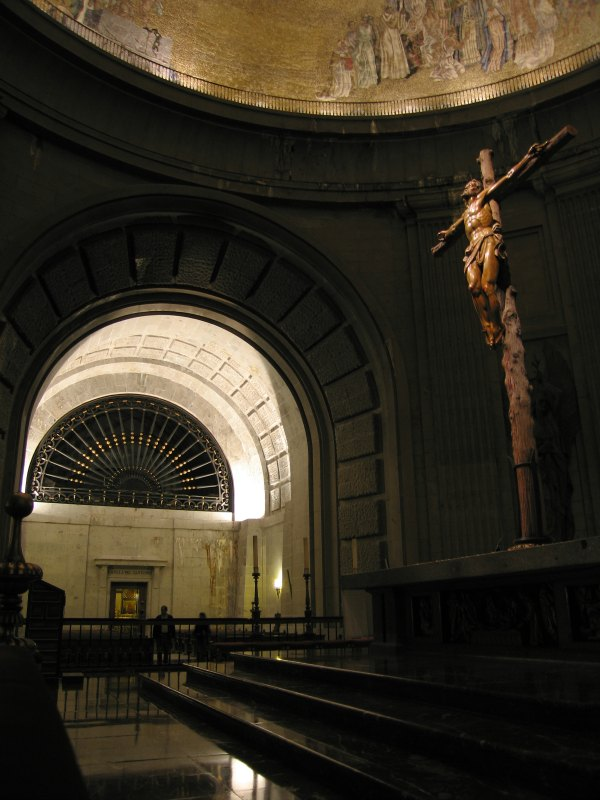 Baby Boomer Travel | Spain | Madrid - Valley of the Fallen Crucifix