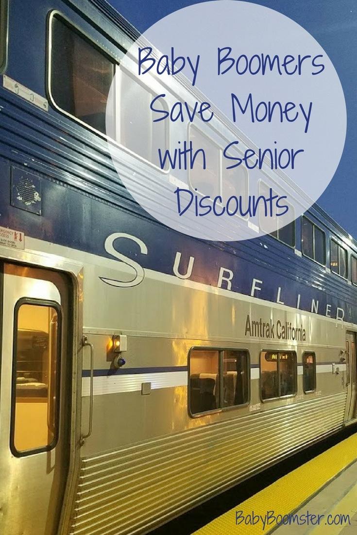 Save Money with Senior Discounts