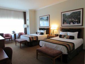 Baby Boomer Travel   Resorts   Pala Casino Deluxe Room