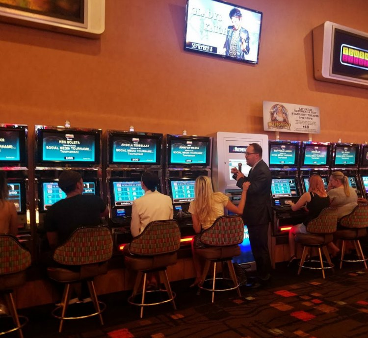 Baby Boomer Travel   Resorts   Pala Casino Slot Tournament