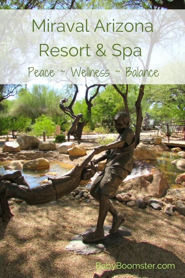 Baby Boomer Travel | Arizona | Miraval Resort and Spa - Tucson