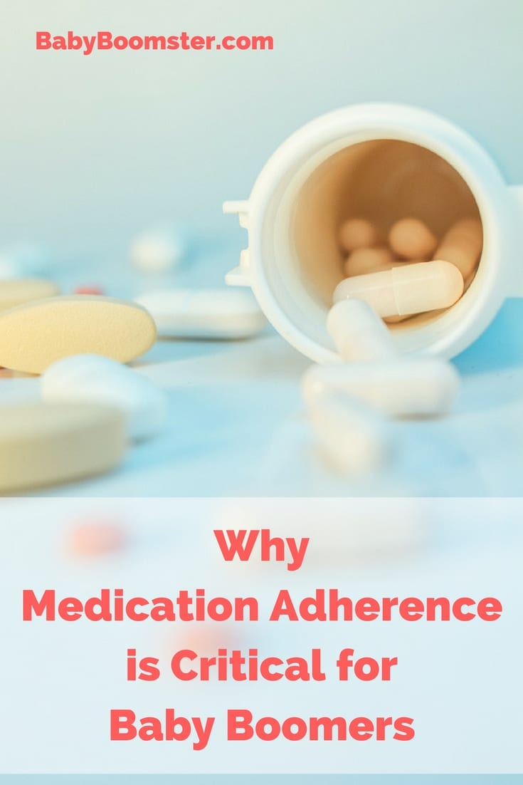 Baby Boomer Women   Health Care   Medication Adherence for Baby Boomers