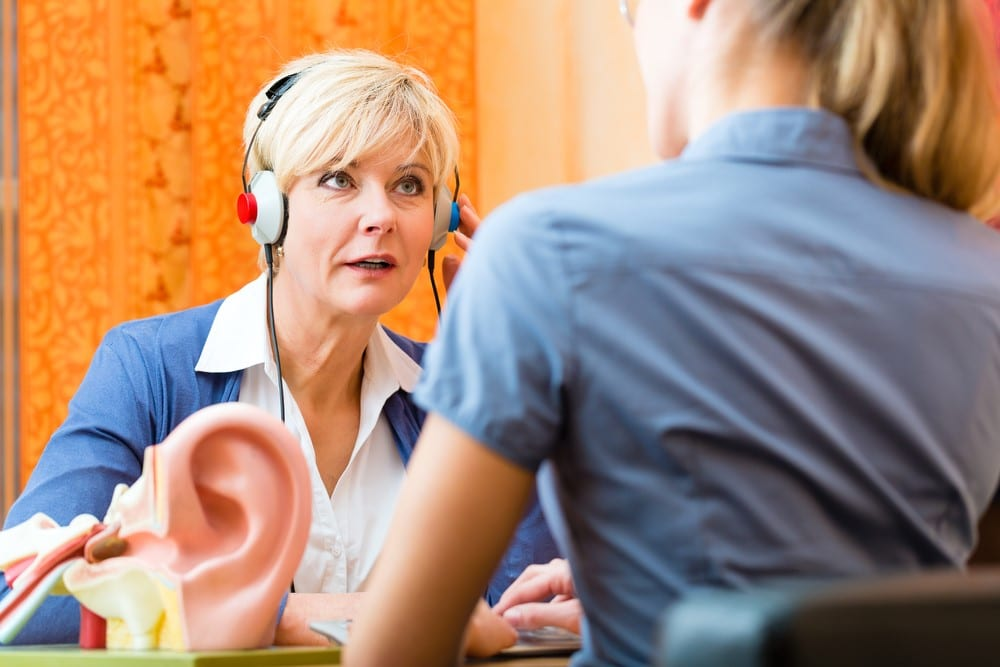 Hearing service are not covered by Medicare so be aware