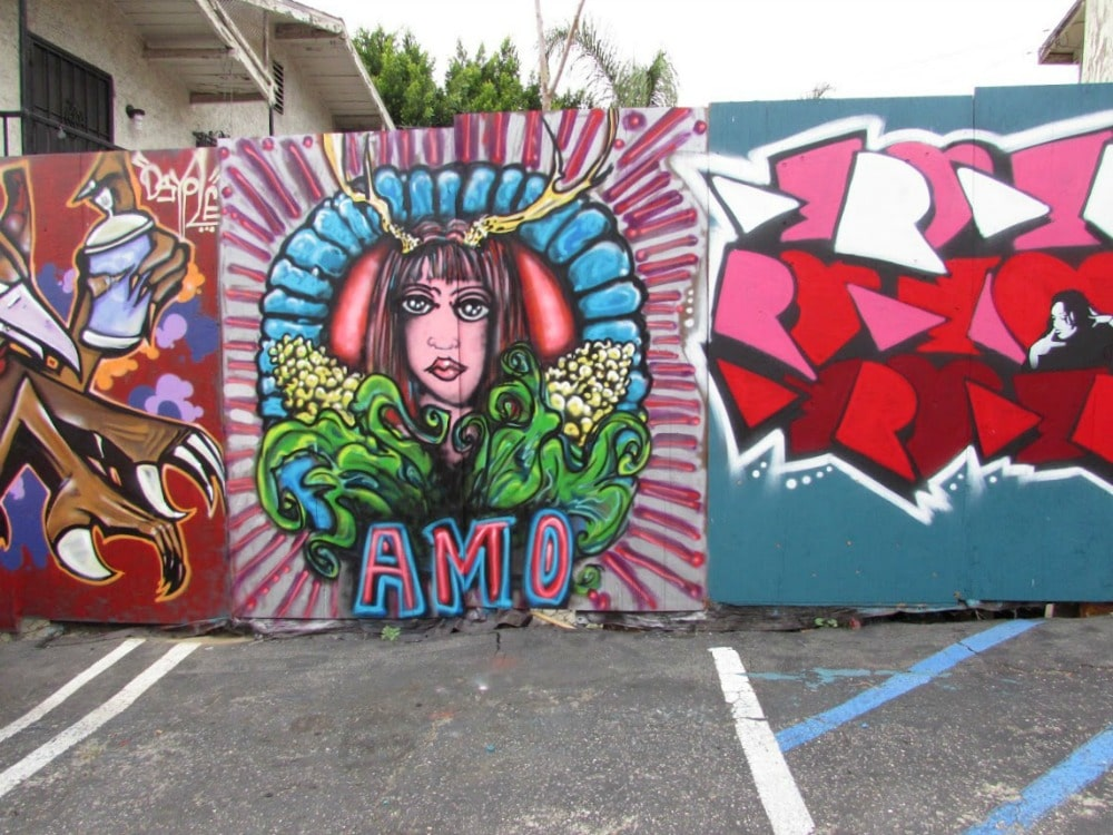 Baby Boomer Travel | Street Art | Boyle Heights | Amo mural