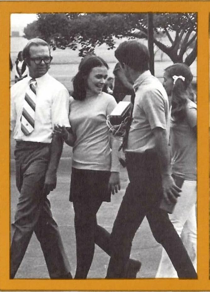 Baby Boomers | High School | High School Teachers and Student 1971