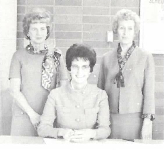 Baby Boomers | High School | High School Librarians 1971