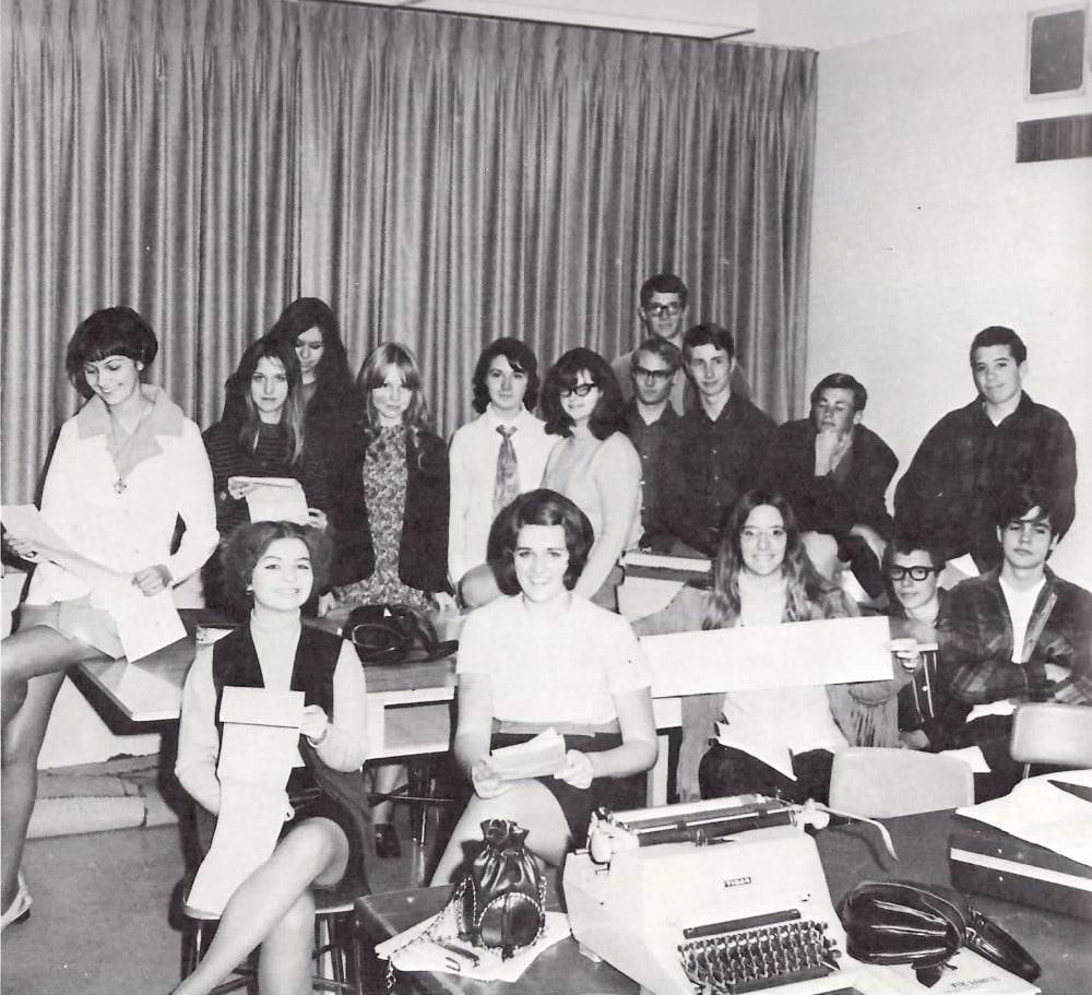 Baby Boomers | High School | School Newspaper 1970