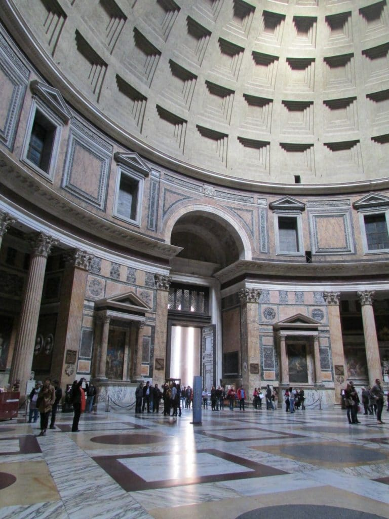 Baby Boomer Travel   Travel Tips   Pantheon - Rome, Italy