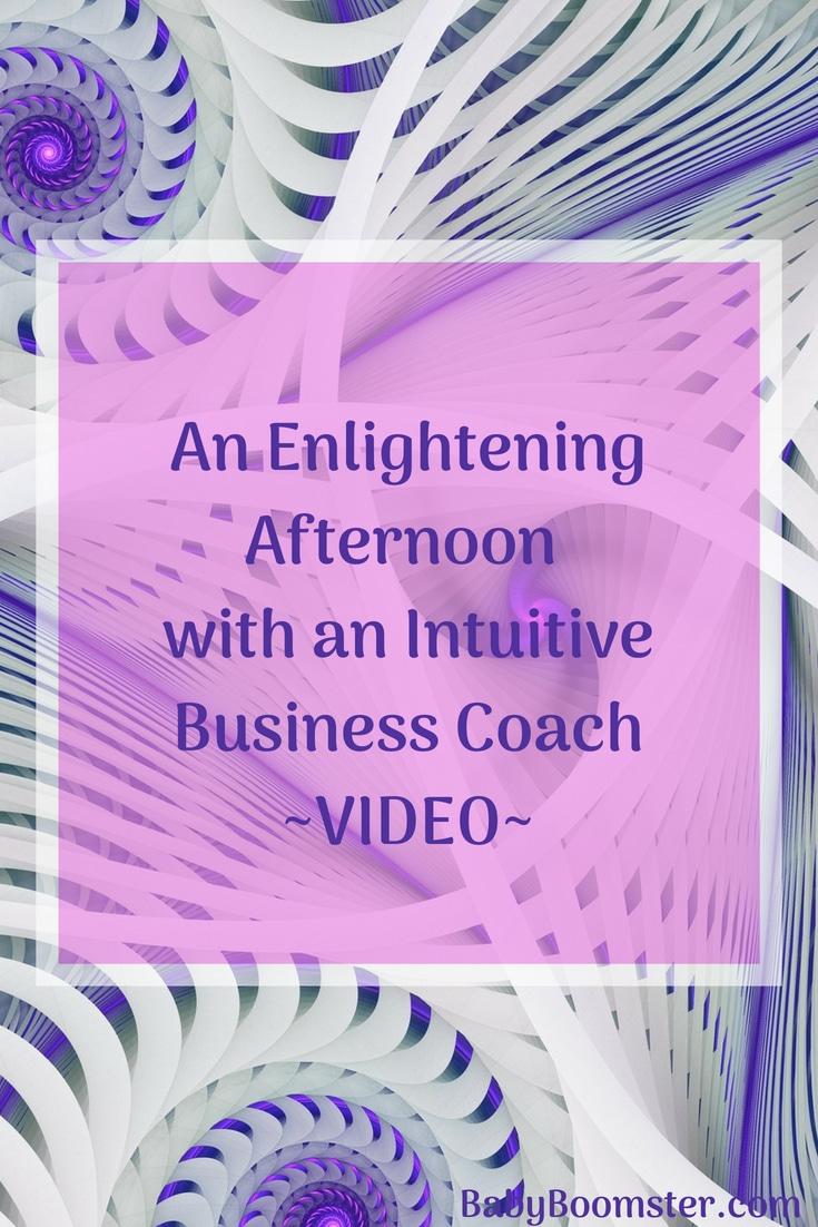 Baby Boomer Women | Video Interview | Intuitive Business Coach