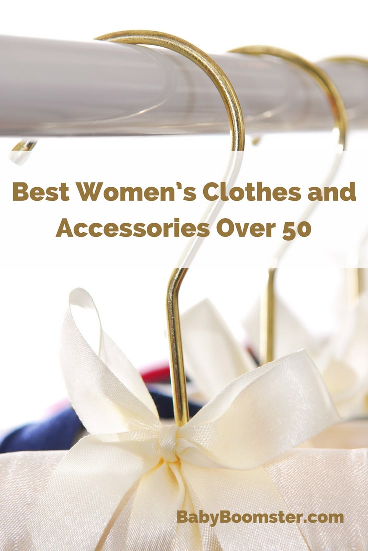 Best Women's Clothes over 50
