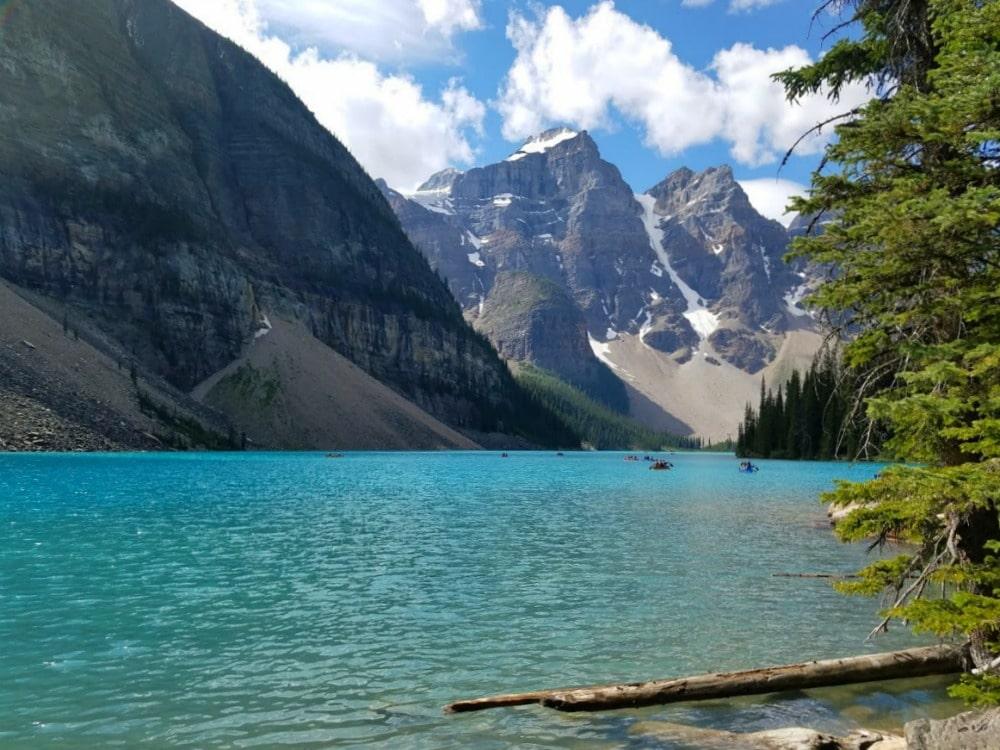 Moraine Lake - Canada - Alberta - Canadian Rockies
