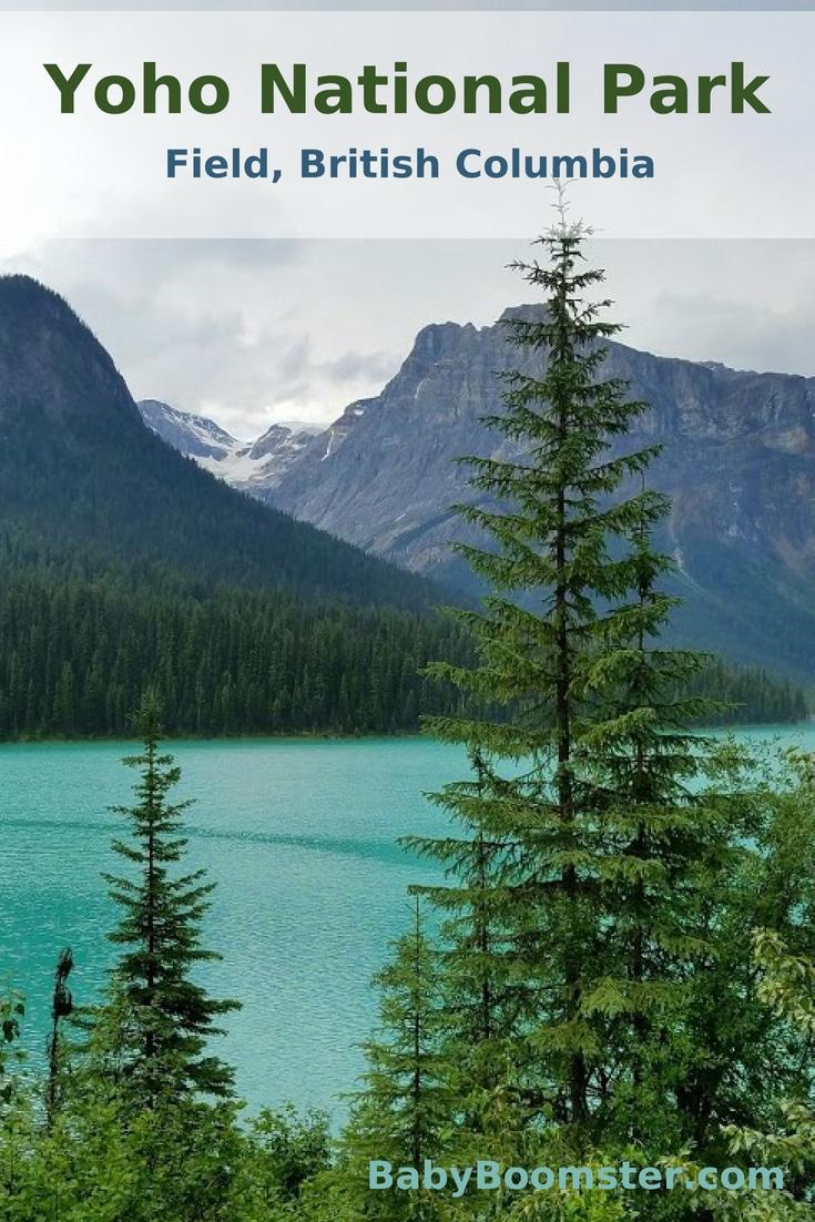 Emerald Lake BC Canada
