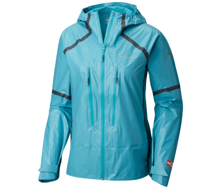 Womens Outdry Ex Featherweight Shell Jacket - Columbia