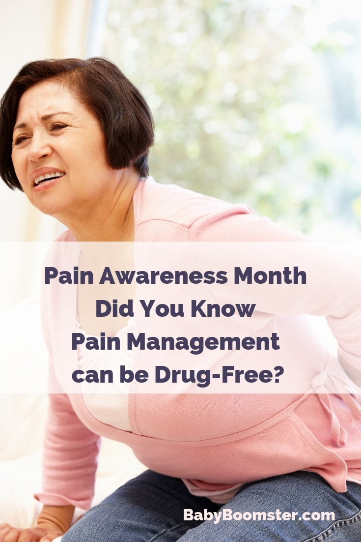Drug free pain management by Omron