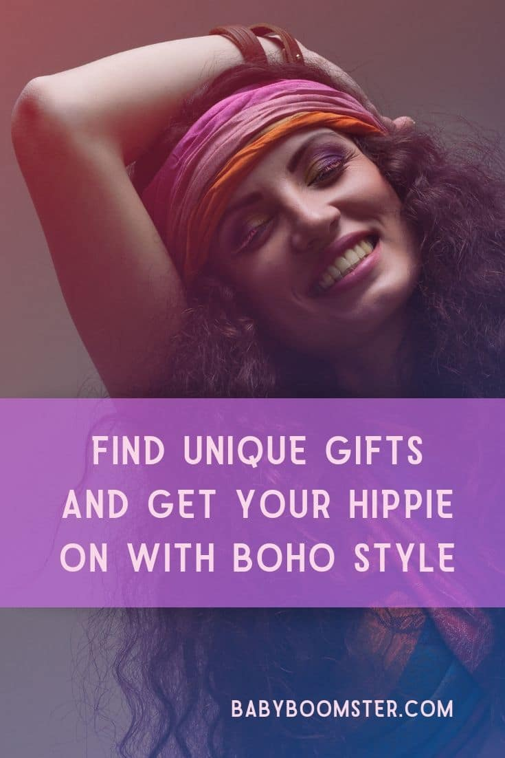 Find Unique Gifts and Get Your Hippie on with Boho-style